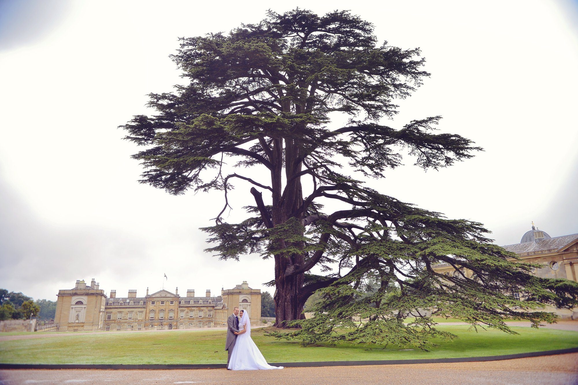 Weddings at the Sculpture Gallery Woburn Abbey