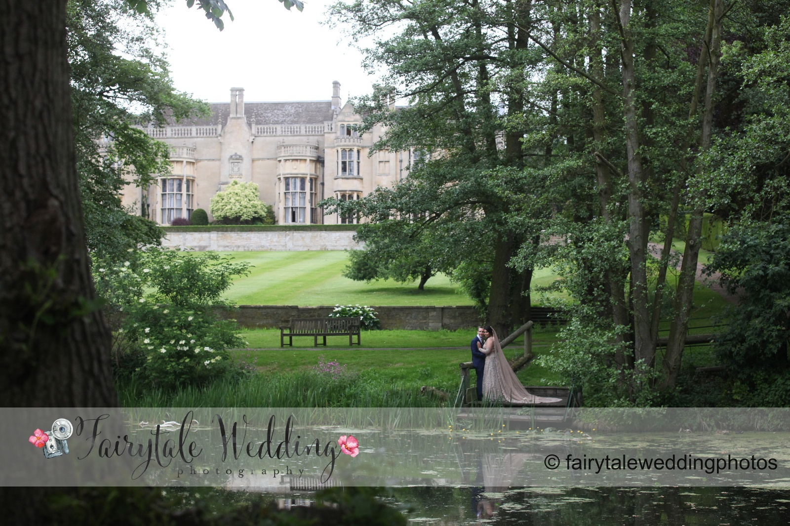 Wedding photography Rushton Hall Weddings