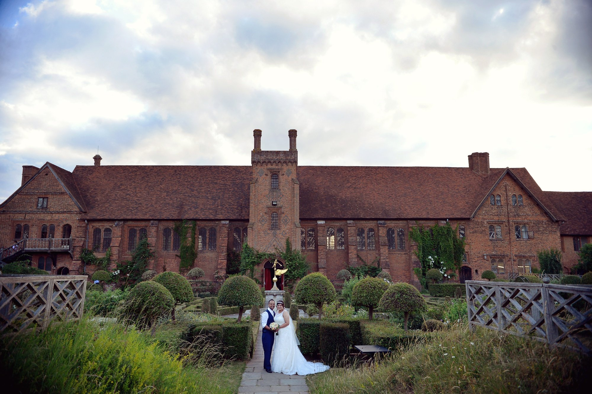 Aisha & Rohits Wedding at the beautiful Hatfield House