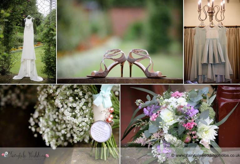 Bridal Details The Dairy Waddesdon
