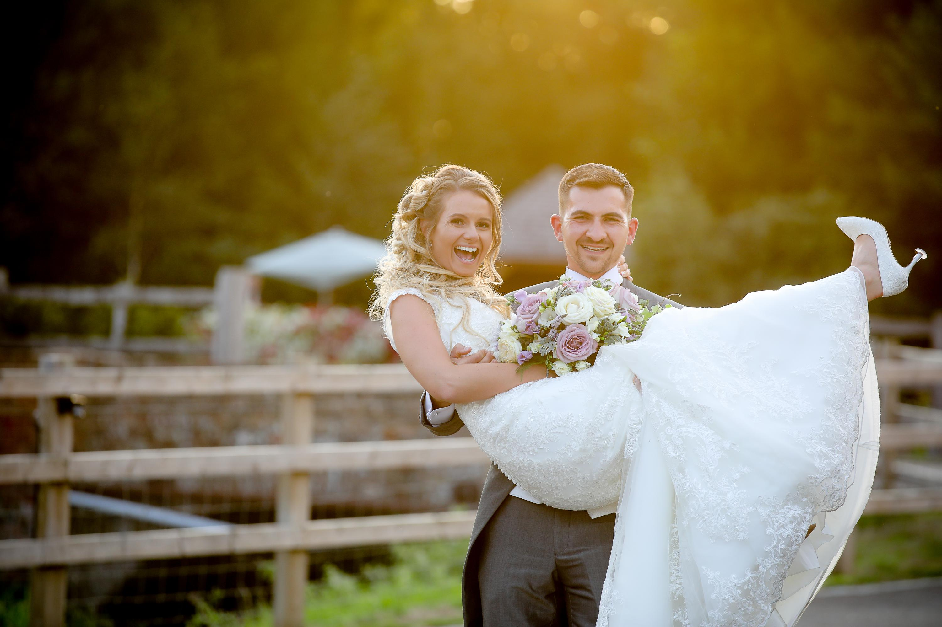 Tewin Bury Farm Wedding Day | Stephanie & Dan