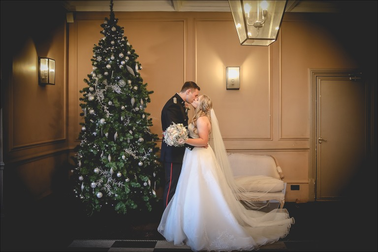 Christmas Wedding at the Olde Bell Hurley