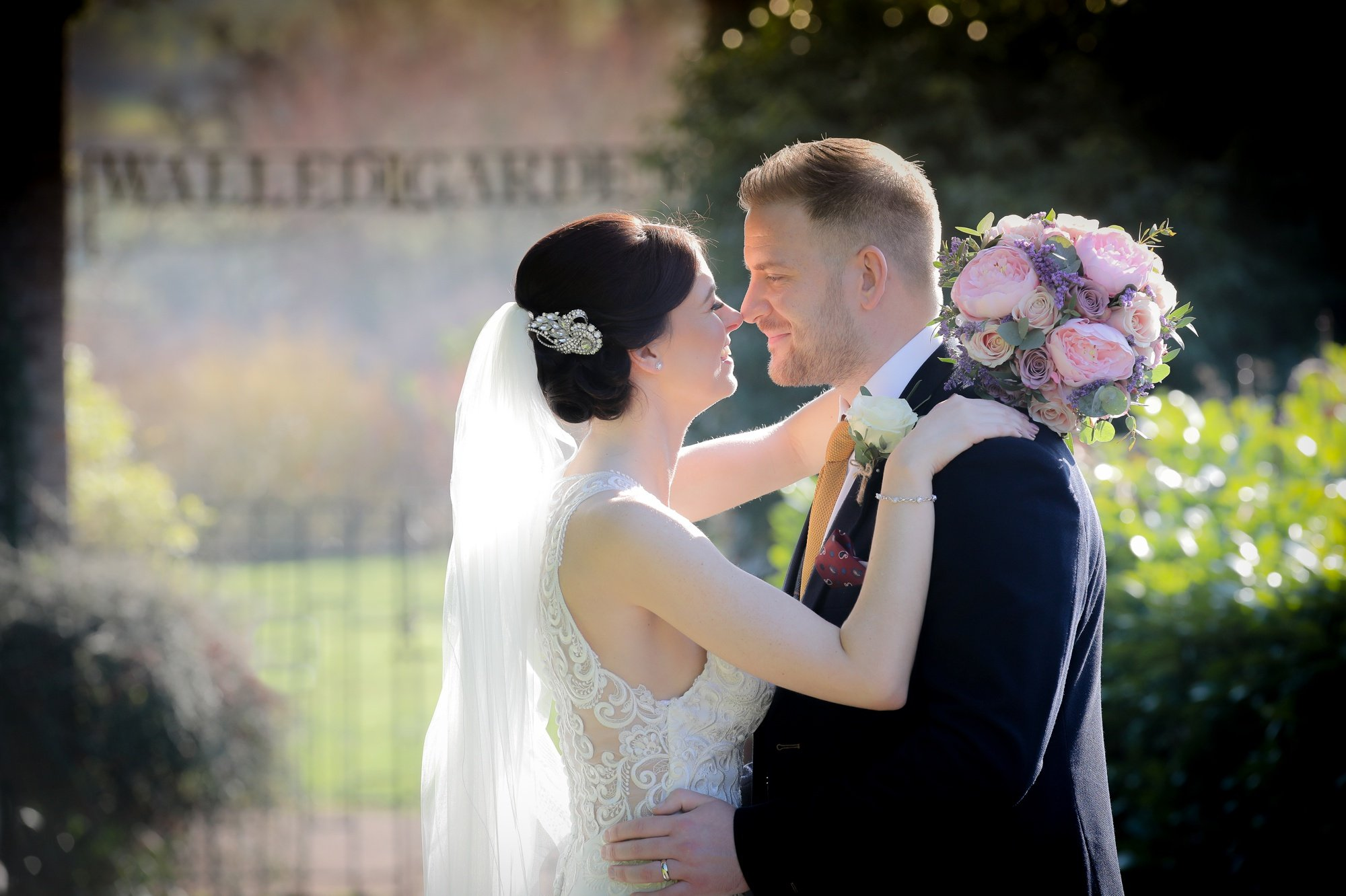 Fiona + Paul's Vintage themed wedding at Shenley Cricket Centre