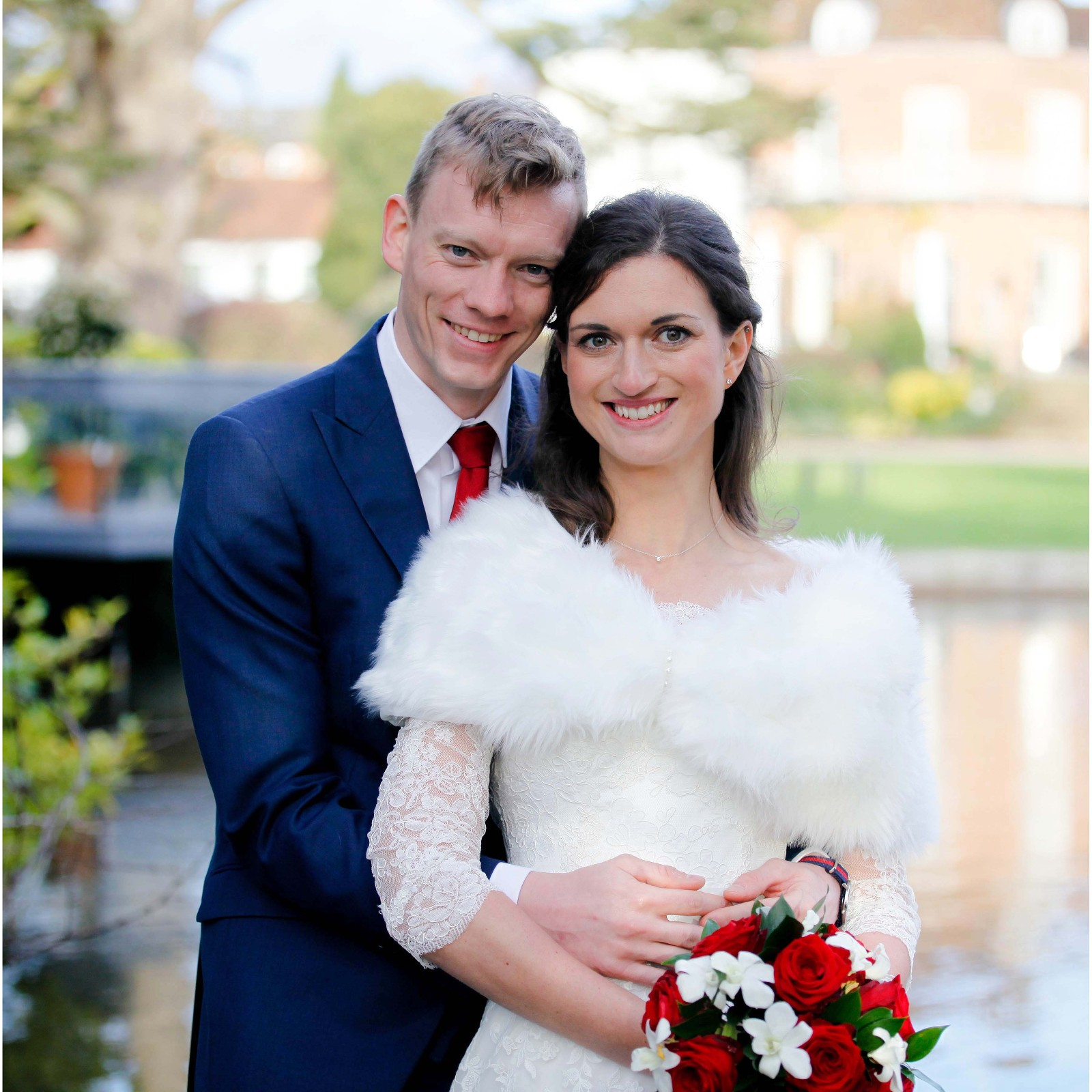 St Micheal's Manor Wedding