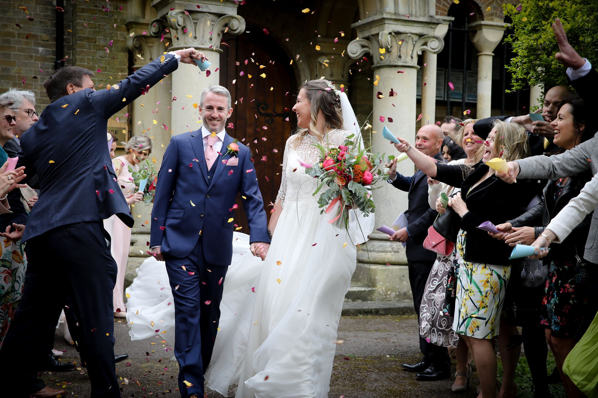 Spring Wedding Hatfield House