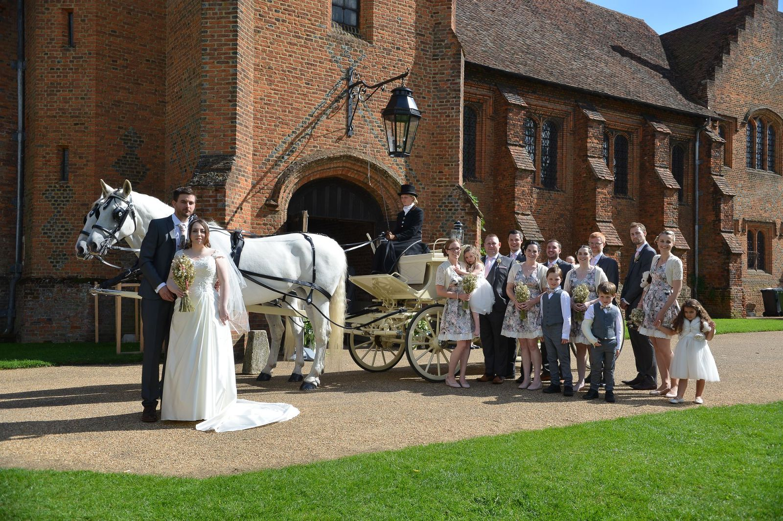 Horse & Carriage Hatfield House