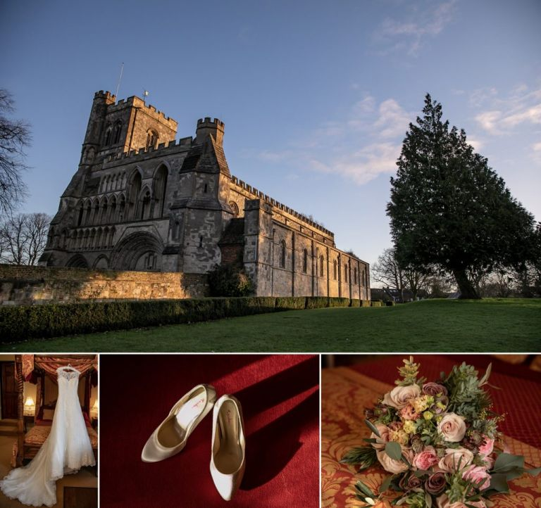 Dunstable Church Wedding