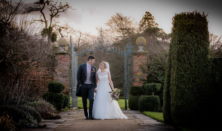 Hatfield House Christmas Wedding