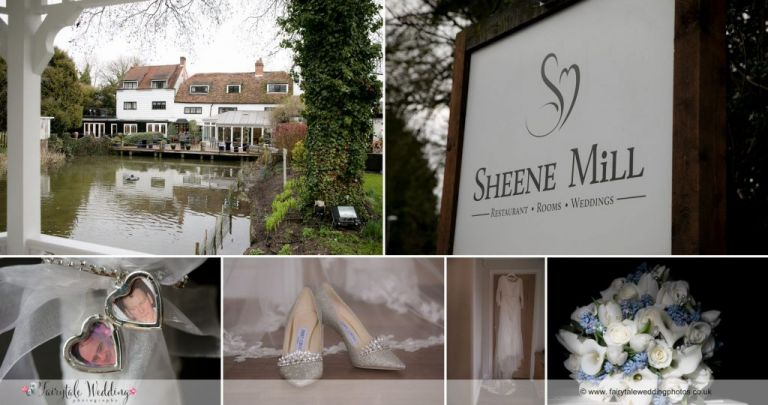Sheene Mill Wedding Venue