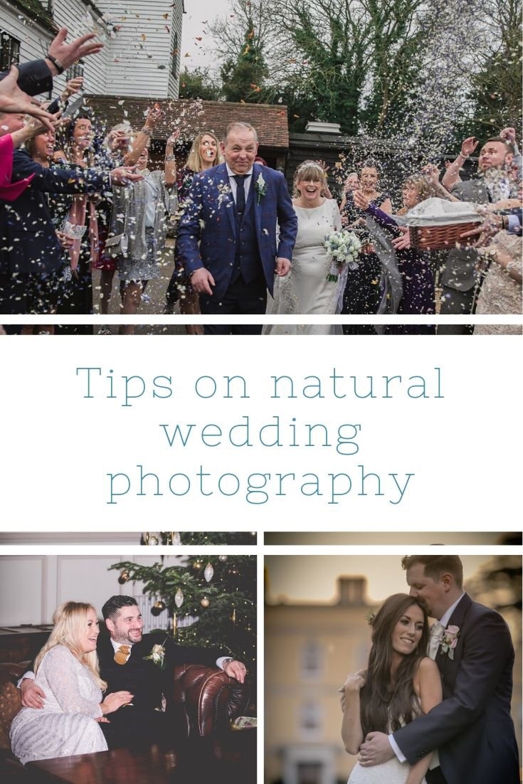 Relaxed Wedding Photography Tips