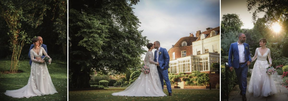 St Michael's Manor Country House Wedding Venue St Albans