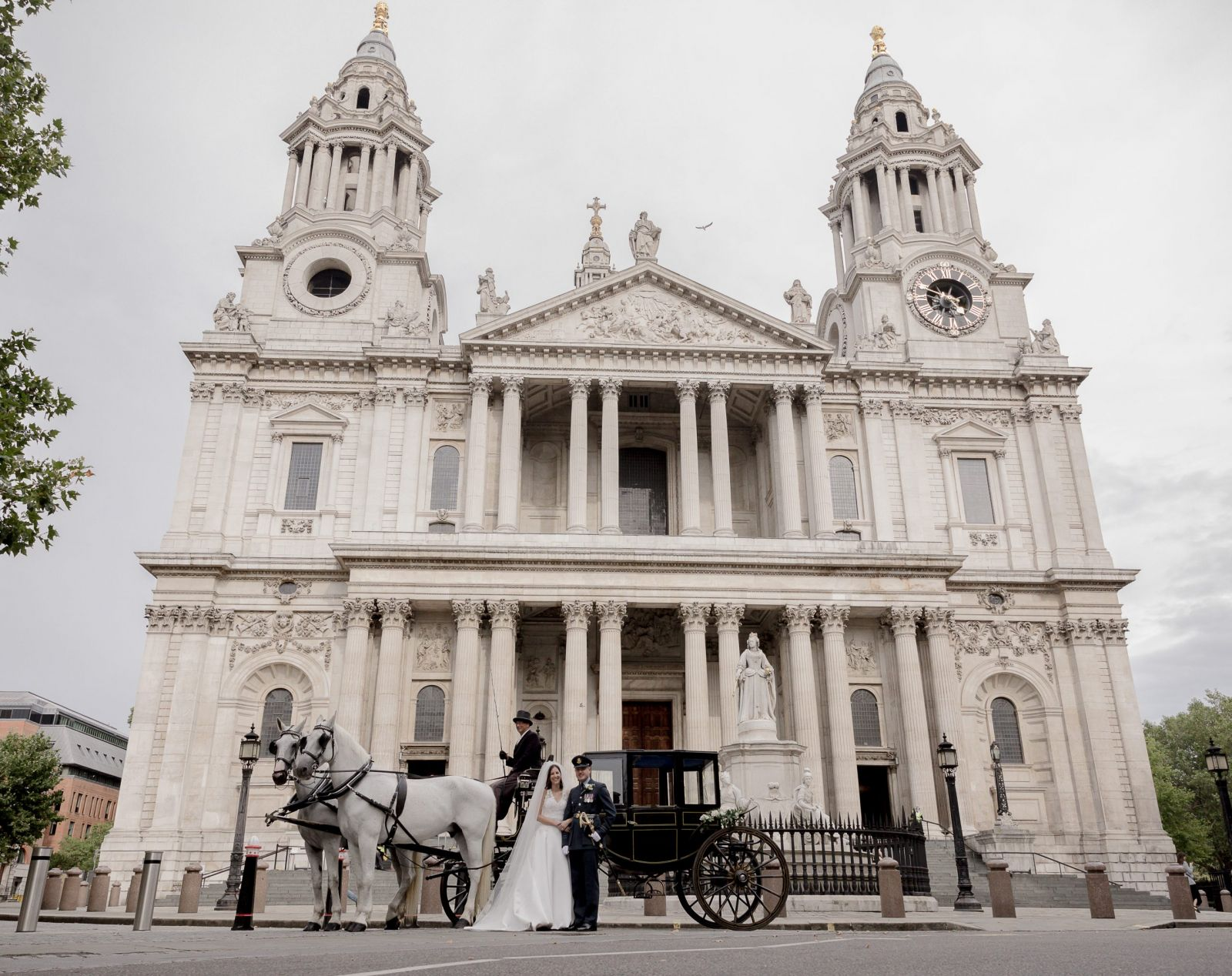 St Paul's Wedding London