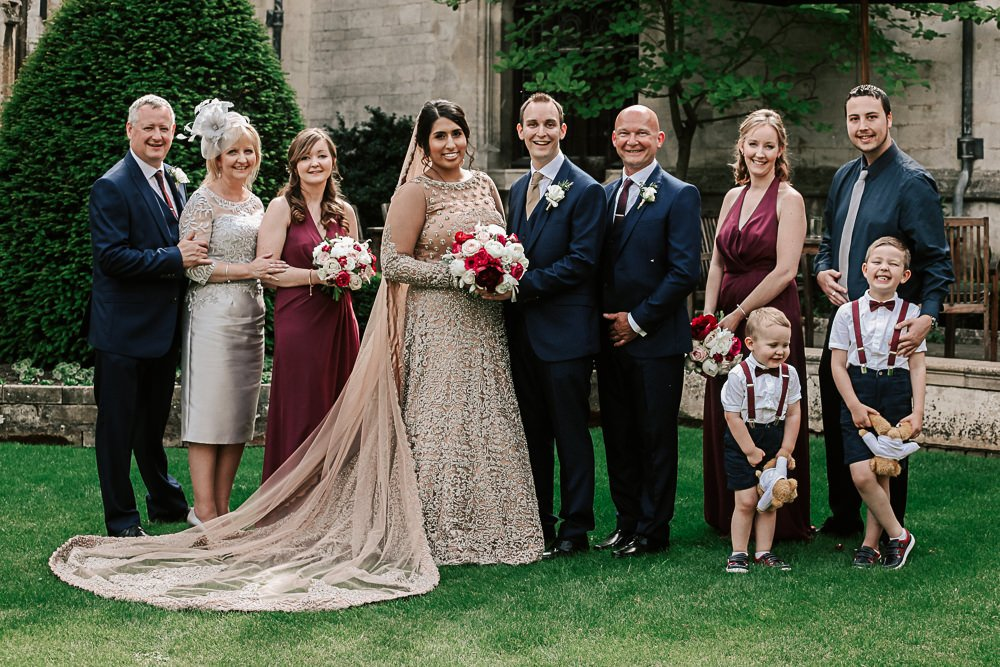 Family Group Photography Rushden Hall Wedding Photography