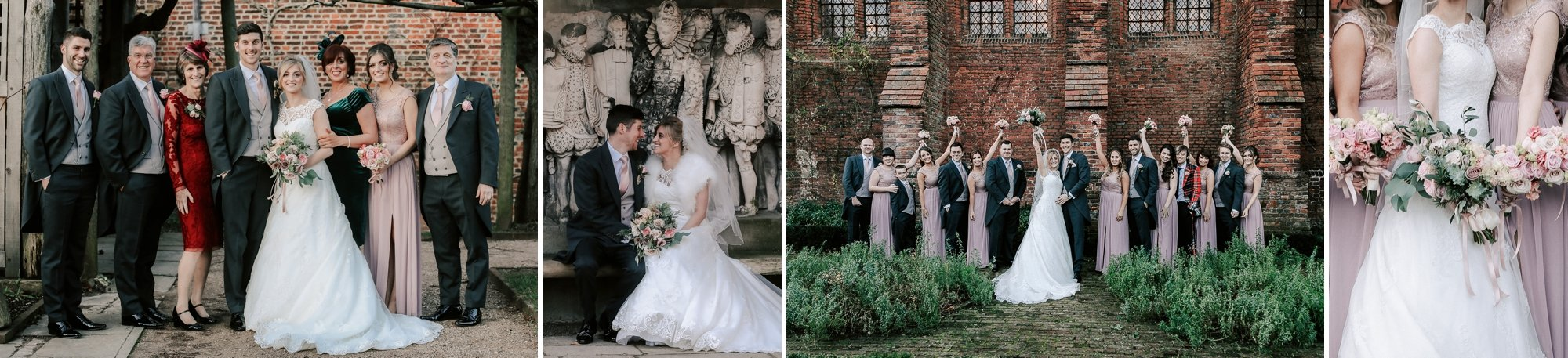 Hatfield House Winter Wedding