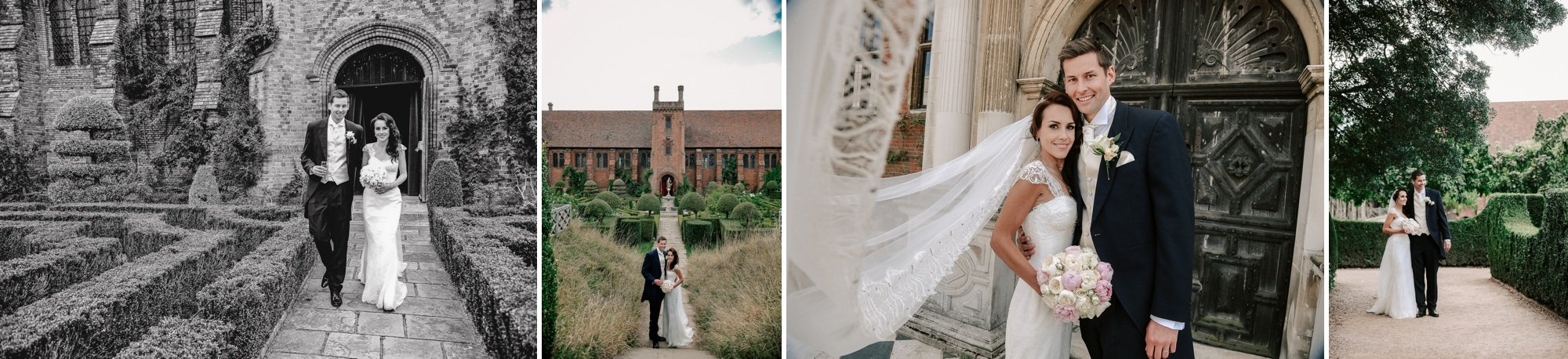 Hatfield House Old Palace Wedding